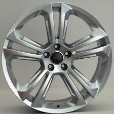 "20"" Wheels For Mercedes GLK350 R350 ML350 GL450 Audi Q5 Rims and Lugs Set of 4"
