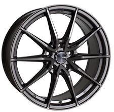 17x7.5 Enkei Rims DRACO 5x100 +45 Antrhracite Rims Fits Impreza Tc Corolla