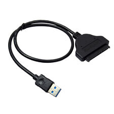 USB 3.0 to 2.5in SATA 3 Hard Drive Adapter Cable W/UASP for SSD/HDD high quality