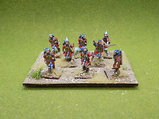 28mm Ancients ASSYRIAN SKIRMISHERS x8 Well Painted Wargames Foundry 39261