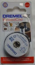 DREMEL SC456 METAL CUTTING DISCS  DREMEL 456  EZ SPEEDCLIC 2615S456JC PACK  5
