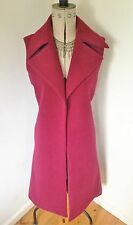 Ladies Mauve Sleeveless Coat from Sailor Size 8
