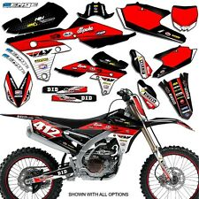 2008 2009 YZ 250F 450F GRAPHICS KIT YZ250F YZ450F YAMAHA DECO DECALS 4-STROKE