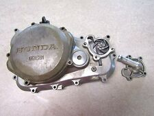 HONDA CRF250R 2006,2007,2008,CLUTCH COVER,WATER PUMP,SIDE COVER,WATER,PUMP COVER