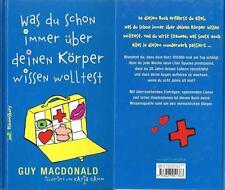 Was du schon immer über deinen Körper wissen wolltest - MacDonald