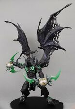 World of Warcraft Demon Form illidan Stormrage Toy Figure Doll New In Box