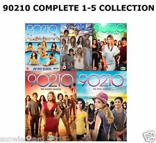 90210 Complete Season 1 2 3 4 5 Series Collection Brand New UK DVD Release R2