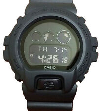 Casio G-Shock Digital 200m Anti-Magnetic Black Resin Watch DW6900BB-1D