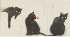 Lot of 30 Black Cat Art Painting Postcards