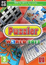 Puzzler World 2013 (PC-CD BRAND NEW SEALED