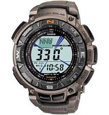 CASIO Pro-Trek Series Watch Titanium Band Tough Solar Power PAG240T-7