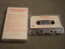 RARE PROMO Blue Oyster Cult CASSETTE TAPE Career Of Evil DON'T FEAR THE REAPER !