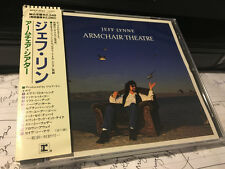 JEFF LYNNE - Armchair Theatre (JAPAN IMPORT CD+OBI  WPCP-3514)