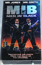 Men In Black (VHS, 1997, Tommy Lee Jones, Will Smith)