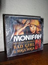 Bad Girl & Suga Suga  [Single] by Monifah (CD, Mar-1999, Uptown Records)