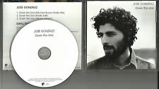 Junip JOSE GONZALEZ Down The Line w/ RARE MIX & EDIT PROMO DJ CD Single 2007 USA