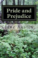 Pride and Prejudice by Jane Austin (2012, Paperback)