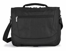 "Travis & Wells Core 15"" Laptop / MacBook Pro Business RFID Messenger Bag -"