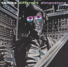 Isao Tomita Different Dimensions CD *SEALED*