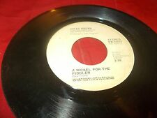 Jim Ed Brown #PB10047 A nickel for the fiddler / Get up I think I love you
