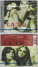 CD--NM-SEALED- IN THE WRONG LANE / T.A.T.U. -2002- -- 200 KM