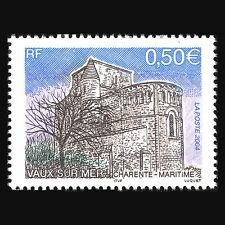 France 2004 - Tourism Vaux sur Mer Charente Castle Architecture - Sc 3016 MNH