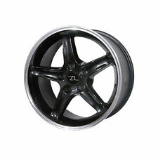 1994-2004 Ford Mustang Wheel 95 Cobra R Style 17 X 9 Black