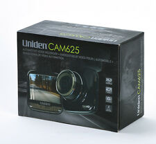 Uniden CAM625 Car Automotive Dash Cam Video Recorder Night Vision Full HD 30fps