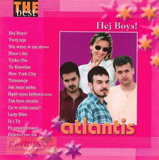 "= ATLANTIS - the best of - ""HEJ BOYS !"" /DISCO POLO/ CD sealed from Poland"