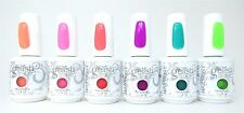Harmony Gelish Soak-Off Gel Nail Polish All About The Glow Collection Set Of 6