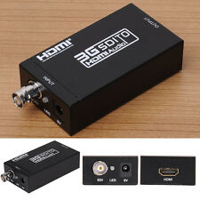 1080P HD SDI To HDMI Video Audio Converter Adapter Coaxial Cables For DVD PC HOT