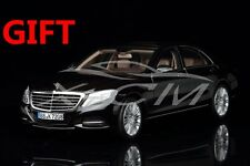 Car Model Norev Mercedes-Benz S-Class S Class 1:18 (Black) + SMALL GIFT!!!
