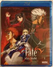 FATE/ STAY NIGHT: Collection 1 - MINT NEW BLU-RAY SET!! Free First Class In U.S.