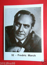 figurines actors stickers akteurs figurine i divi di hollywood #32 fredric march