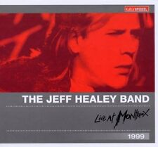 Jeff Healey - Live At Montreux 1999 (CD)  NEU/Sealed !!!