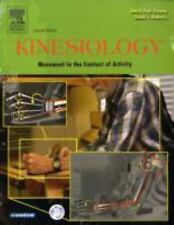 Kinesiology by David Greene- 2nd Edition- with unopened CD