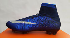 Nike Mercurial Superfly CR7 FG 'Natural Diamond' (677927 404) Size UK 10 EU 45