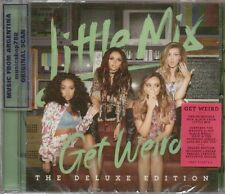 LITTLE MIX GET WEIRD THE DELUXE EDITION + 4 BONUS TRACKS SEALED CD NEW 2015