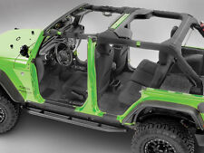 BedRug™ Front 4 Piece Floor Kit 2007-2015 Jeep Wrangler JKU 4 Door BRJK07F4