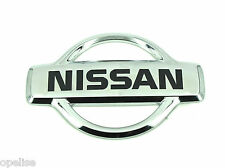 Genuine New NISSAN BONNET BADGE Front Hood Emblem For Primera P11 2000-2002