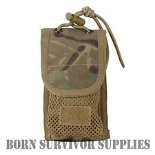 MOLLE IPHONE POUCH - MULTICAM Camo Tactical Mobile Phone Ipod Holder Case MTP
