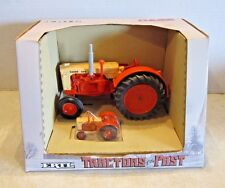 Vintage 1987 Ertl Tractors of the Past Case 600 1:16 & 1:64 ? Scale in Package