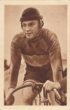 Erich Möller Cycling Bahnradsport Bicycle Racing Germany SPORT CARD IMAGE 30s