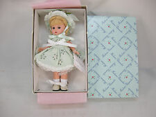 "2000 MADAME ALEXANDER 8"" MINT TEA WENDY #26815 MIB DOLL GORGEOUS SPRING OUTFIT"