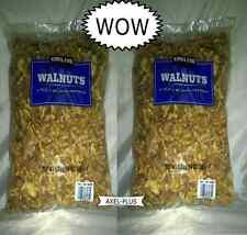 Kirkland Signature Walnuts-6lbs Raw And Shelled (2 x 3lb ) NEW!