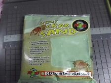 ZOO MED HERMIT CRAB GREEN SAND - 2LB