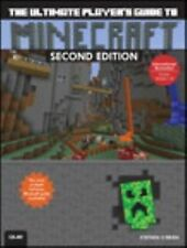 The Ultimate Player's Guide to Minecraft 2nd Edition (2015, Paperback)