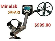 "Minelab Safari Metal Detector ""This is a GREAT Deep Silver Machine"" Ships FREE"