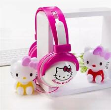 3.5mm Sanrio Japan Anime Hellokitty Lovely Headphones Cartoon Headset New Gift