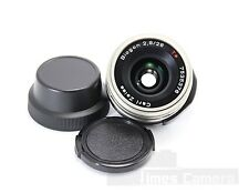 Carl Zeiss Biogon T* 28mm f2.8 Lens G Mount G1 G2 Camera